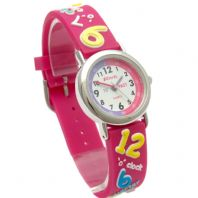Ravel Kids Pink Time Teacher Watch  1513.41